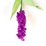 Paper Purple Hyacinth
