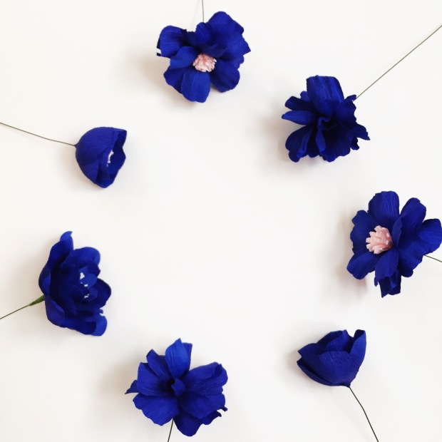 Creative Living - Paper Flowers @ Bloxom Blooms
