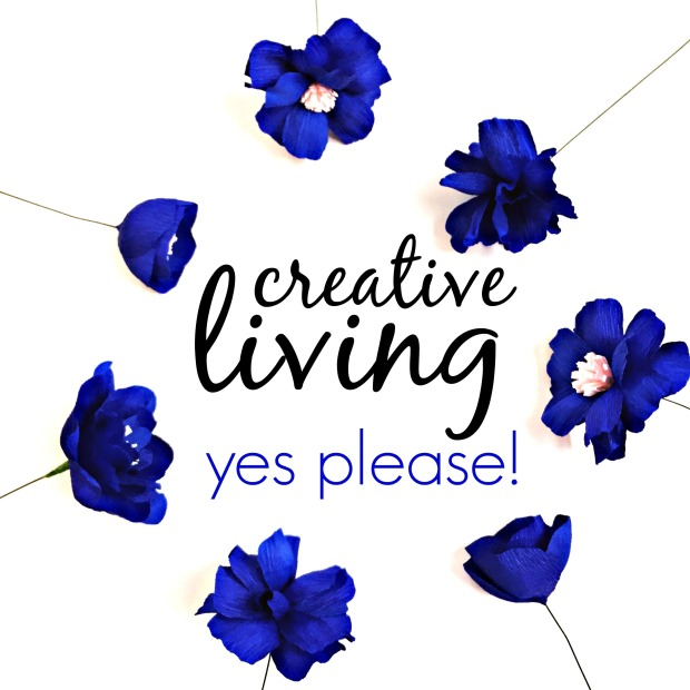 Living A Creative Lifestyle - a fuller, bigger, more interesting existence