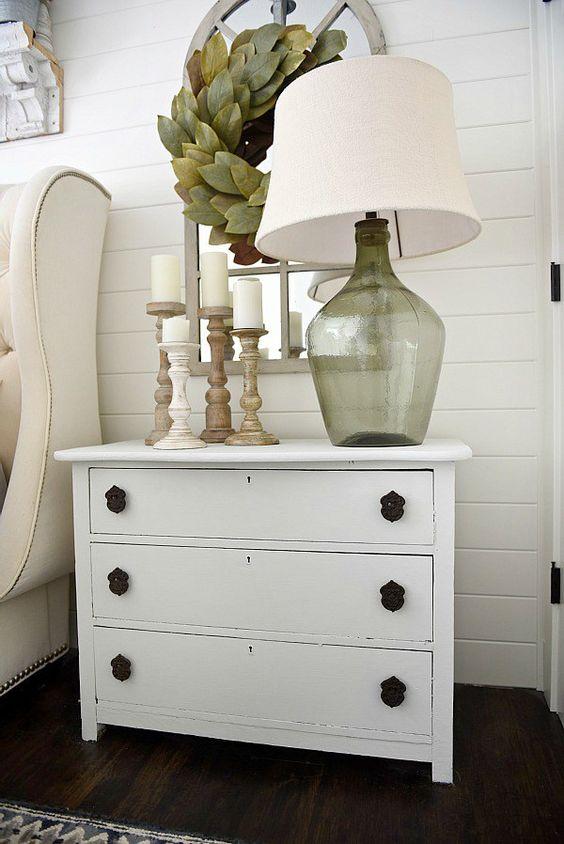 Magnolia Wreath - Bedroom Decor